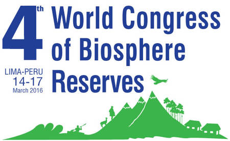 Logo IV World Congress of Biosphere