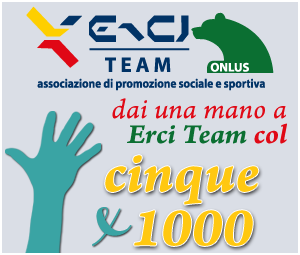 58x1000 all'Erci Team Onlus